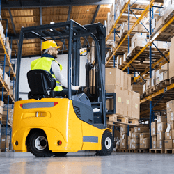 Powered Industrial Truck Safety (Forklift Safety)