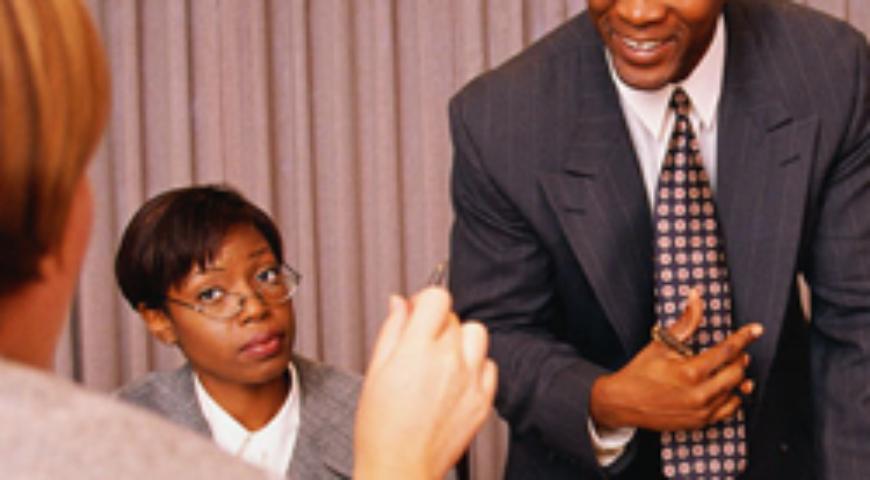 Preventing Employment Discrimination