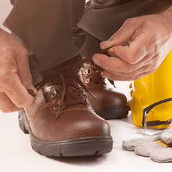 Personal Protective Equipment (PPE): Foot Protection
