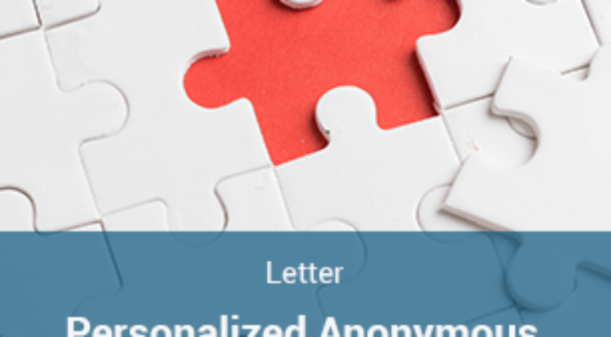 Personalized Anonymous Hotline Implementation Letter – North America