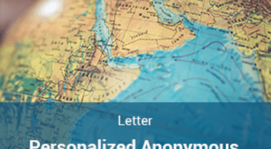 Personalized  Anonymous Hotline Implementation Letter – Worldwide
