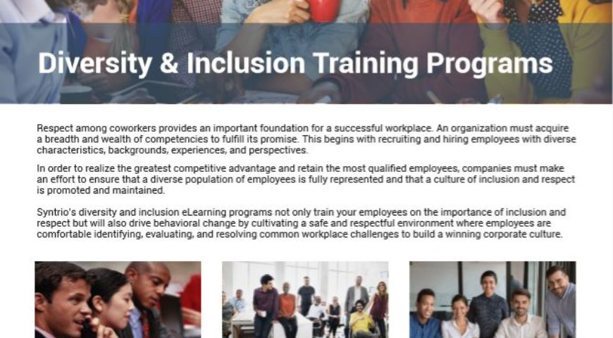Diversity & Inclusion Solutions