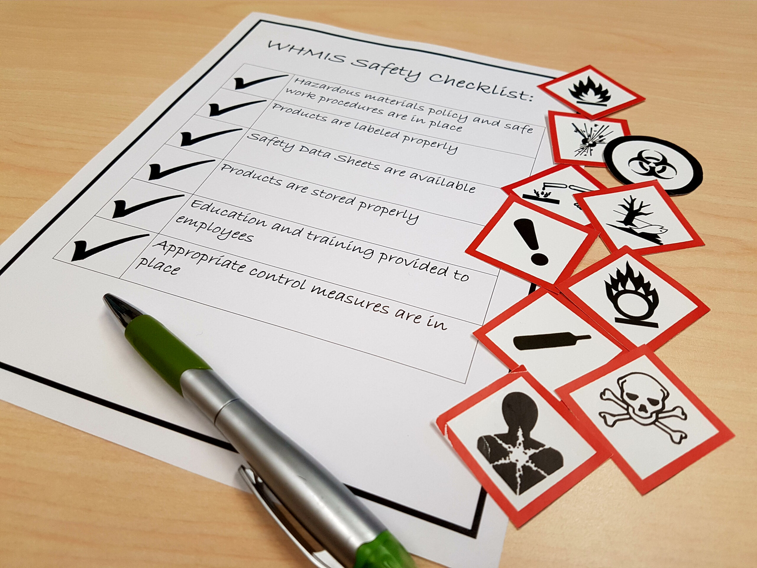OSHA Toolbox: HAZCOM – What You Need to Know