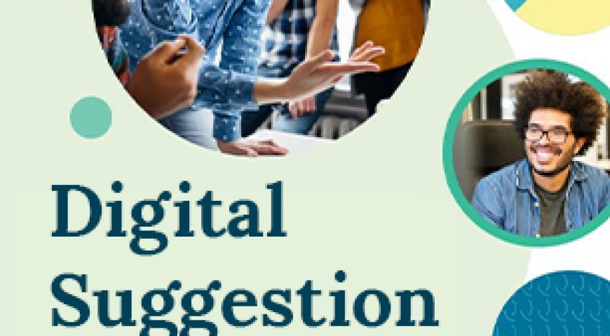 Digital Suggestion Box Brochure